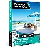 DAKOTABOX - Caja Regalo - ESCAPADA SPA & RELAX - 270 hoteles de hasta 4* con spa en España, Francia y Portugal
