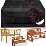 Cover OXFORD 420D for Garden Benches- Tarpaulin Outdoor Furniture Set Protection