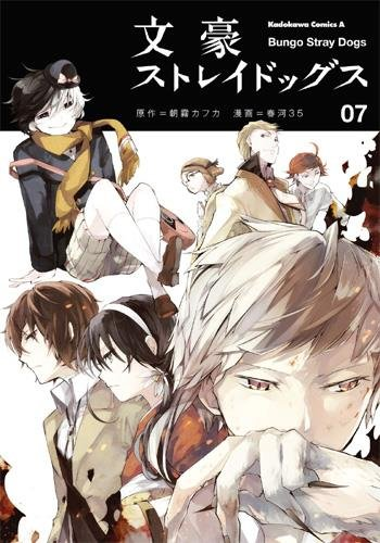 Bungô stray dogs, Tome 7 :