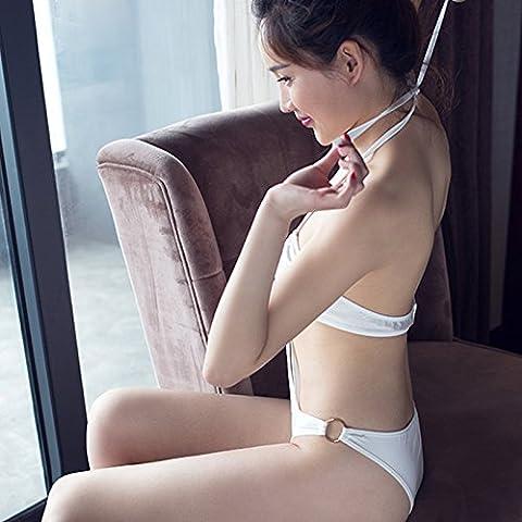 ZHANGYONG*Der Körper Badeanzug sexy kleine Badeanzug Temperament und Unterwäsche video skinny Brust zurück Spa services