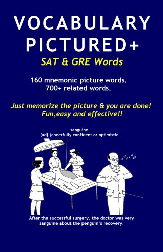 Vocabulary Pictured+: SAT & GRE Words