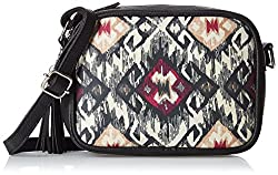 Kanvas Katha Womens Handbag (Multi-Colour) (KKSQS007)