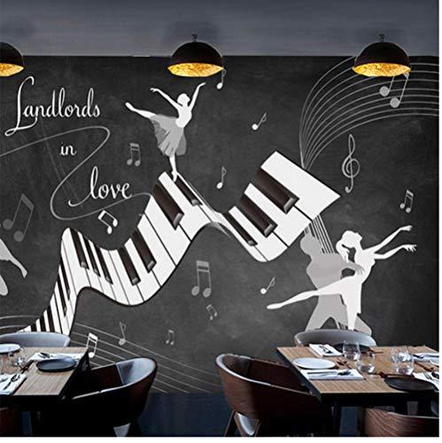Ballett Kostüm Romantische - Relovsk Wandbild Fresko Fototapete Ballett Kostüm 3D Wandbild Wohnzimmer Sofa Tv Hintergrund Wand Wasserdicht Fresko 3D Tapete