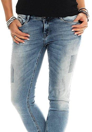 M.O.D - Jeans - Femme danish blue