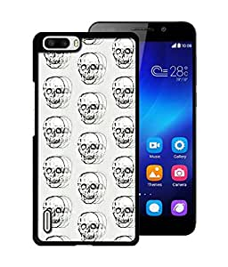 djipex DIGITAL PRINTED BACK COVER FOR HUAWEI HONOR 6 PLUS