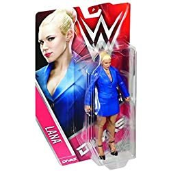 WWE LANA DIVAS NXT SERIE 58 BASE SUPERSTAR ACTION NUOVO MATTEL WRESTLING FIGURE