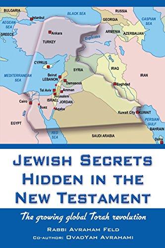 Jewish Secrets hidden in the New Testament: The Global Torah Revolution