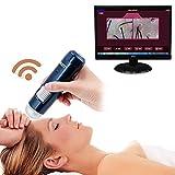 5–200x Wireless WiFi + USB Peau Cheveux Tête Peau Détecteur Digital Microscope Peau Analyseur 200MP Appareil photo