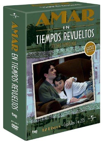 Amar En Tiempos Revueltos - 3ª Temporada (2005) (12 Dvds) (Import Edition) - Tiempo Del De Villa