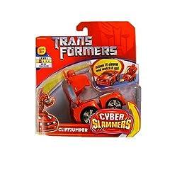 Transformers Cyber Slammers Cliffjumper