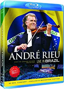Live in Brazil [Blu-ray] [Import anglais]