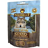 4 x 225g Wolfsblut Cracker Cold River mit Fisch