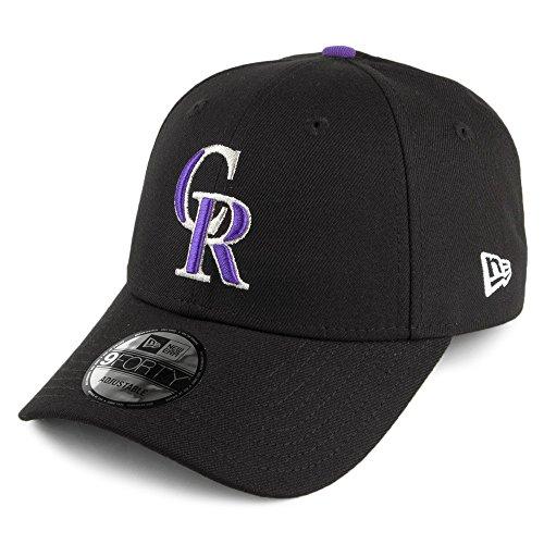 Casquette 9FORTY League Colorado Rockies noir NEW ERA - Ajustable