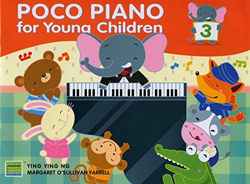 Poco Piano for Young Children Book Three (Poco Studio Edition)