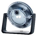 NIWA UNO 50- Solar LED Lampe - Wasser & staubgeschützt (IP65), 50 Lumen, Blau / Transparent, Portabel