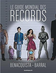 """Afficher """"Le guide mondial des records"""""""