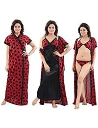 467ae23bdf Amazon.in  Last 30 days - Sleep   Lounge Wear   Women  Clothing ...