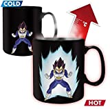 DRAGON BALL Becher DBZ Vegeta Heat Change 460 ml