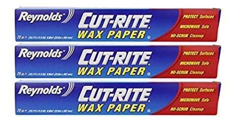 Cut-Rite Wax Paper by Reynolds 75 Sq.Ft - by