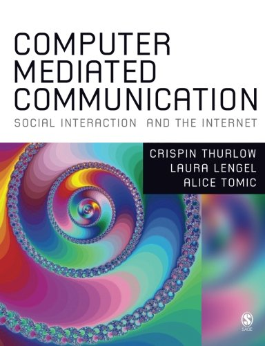 Computer Mediated Communication: An Introduction to Social Interaction Online