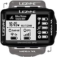 """LEZYNE Mega XL Bicicleta Negro rastreador GPS - Rastreadores GPS (6,86 cm (2.7""""), 35,3 x 58,8 mm, 240 x 400 Pixeles, Monocromo, 33,3 día(s), Recargable)"""
