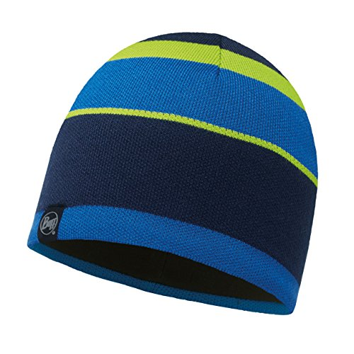 Buff Technology Knitted Van Bonnet A, Blue Skydiver, One Size