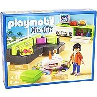 Playmobil Mansión Moderna de Lujo - Sala de estar, playset (5584)
