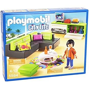 Playmobil 5335 jeu de construction salle manger for Playmobil esszimmer 5335