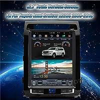 Radio krando Android 12.1 Pantalla Vertical para Toyota Land Cruiser 2008 ...