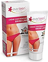 everteen Hair Remover Creme 50g for Bikini Line & Underarms – 1
