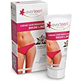 everteen Hair Remover Creme 50g for Bikini Line & Underarms – 1 Pack