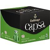 Dallmayr capsa Espresso Indian Sundara, 5er Pack (5 x 10 Kapseln)