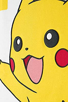 Pokemon Pikachu T-shirt blanc