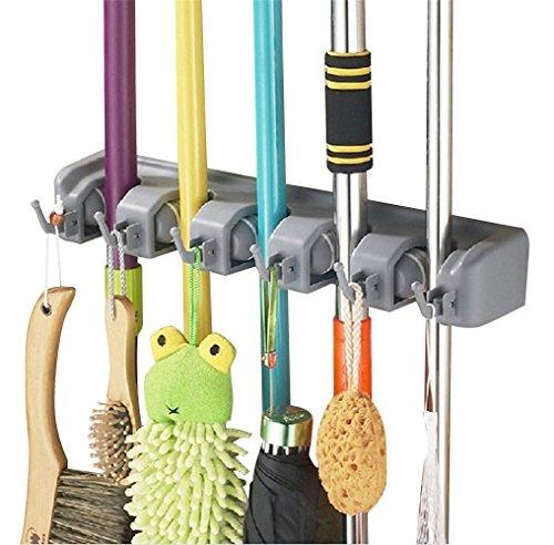 anderw-5-position-broom-holder-mop-holder-broom-organizer-wall-mounted-rack-garage-storage-solutions