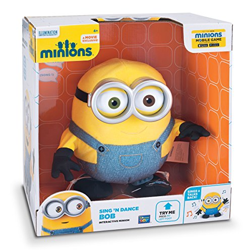 Minions Sing 'N Dance Bob by Despicable Me
