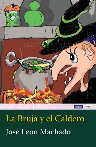 La Bruja y el Caldero por José Leon Machado