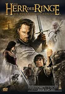 Der Herr der Ringe - Die Rückkehr des Königs (2 DVDs