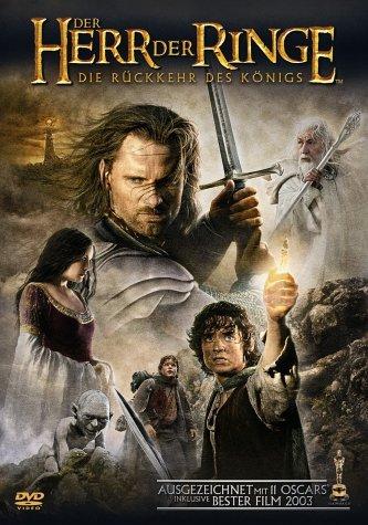 Bild von Der Herr der Ringe - Die Rückkehr des Königs (2 DVDs)