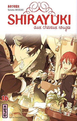 Shirayuki aux cheveux rouges (16) : Shirayuki aux cheveux rouges