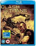 Clash of the Titans (Blu-ray + DVD) [Region Free]