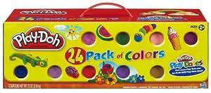 Play Doh - 203838480 - Loisir Créatif - PACK DE 24 POTS PLAY-DOH