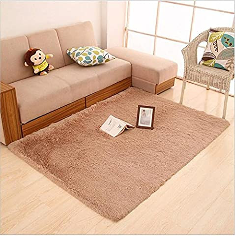 FFJTS SUPER THICK Tapis antidérapant de salle de bain Soft Fluffy Cosy Protection Yoga Crawling Auxiliary Top Quality Carpet , 80*160cm