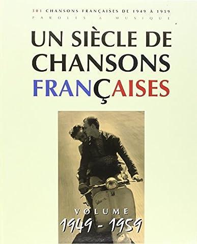 Album Aragon - Un Siècle de Chansons Françaises