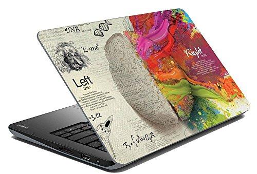 PIXELARTZ PA-15.6LS-3052 Laptop Skin for Dell, Lenovo, Acer, HP, Sony, 15.6-Inches, Multicolour