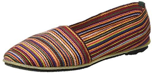 Vesica Piscis Fossey, Zapatillas Para Mujer, Varios Colores (Hasiti), 41 EU