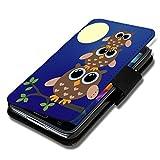 Book Style Flip Handy Tasche Case Schutz Hülle Foto Schale Motiv Etui für HTC One Mini 2 ( M8 Mini ) - A35 Design1