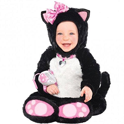 Amscan Kleinkind Kostüm - Kleinkind Itty Bitty Kitty