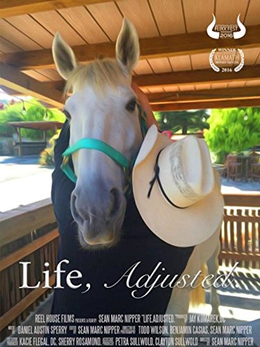 Life, Adjusted. Cover