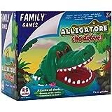 Family Games Gioco del Dentista con Coccodrillo,, 37551
