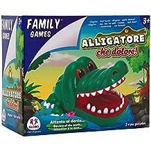 136938662b79 Family Games Gioco del Dentista con Coccodrillo,, 37551